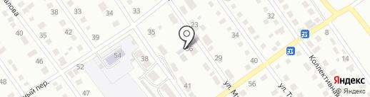 АвтоМания на карте Новоалтайска