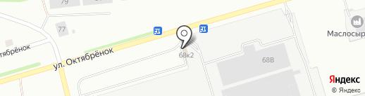 Банкомат, Сбербанк, ПАО на карте Новоалтайска