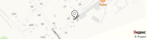 Quickpay на карте Санниково