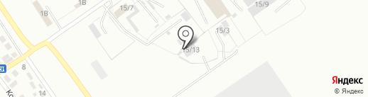 Оптовая компания на карте Новоалтайска