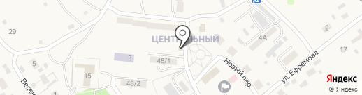 Аптечный пункт на карте Санниково