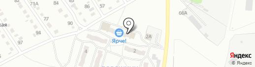 Аптечный пункт на карте Новоалтайска