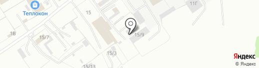 СибРедуктор на карте Новоалтайска