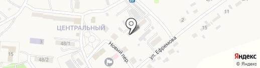 Торгово-производственная компания на карте Санниково