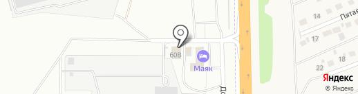 7 Секунд на карте Новоалтайска