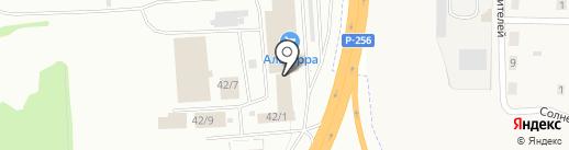 Вема маркет на карте Новоалтайска