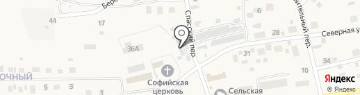 Тадтаев Т.А. на карте Березовки