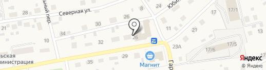 АДЕЛИЯ на карте Березовки