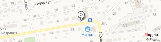 Автомагазин на карте Березовки