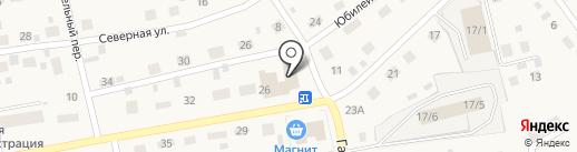Светлана на карте Березовки