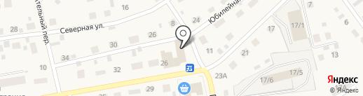 Золотой хлеб на карте Березовки