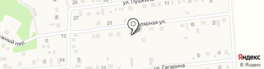 Триколор ТВ на карте Березовки
