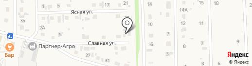 СтройКом на карте Нового