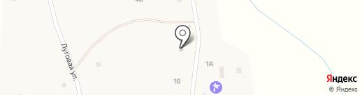 Лад на карте Солоновки