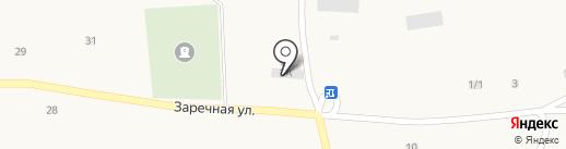Алтай на карте Новотырышкино
