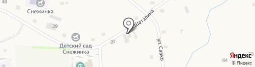 ЭкоСторой на карте Новотырышкино