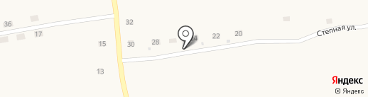 Бийскмежрайгаз на карте Новотырышкино
