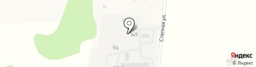 Перевозчик на карте Новотырышкино