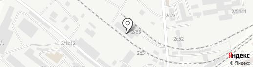 ПТМ на карте Томска