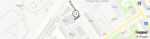 ТомскТент на карте Томска