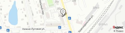 Wella на карте Томска