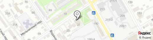 Трофей на карте Томска
