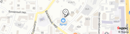 GOLDEN LIFE на карте Томска