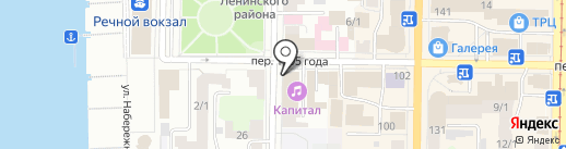 SKRAB_TOMSK на карте Томска