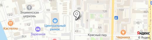 Гурман на карте Томска