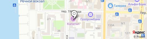 Tienda на карте Томска