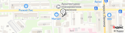 Evl Cервис на карте Томска
