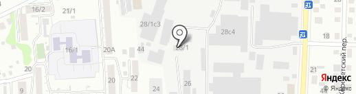 ЭлектроТехМонтаж на карте Томска