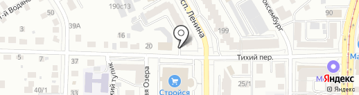 Twenty a на карте Томска