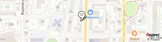 Мастерская по ремонту обуви и изготовлению ключей на карте Томска