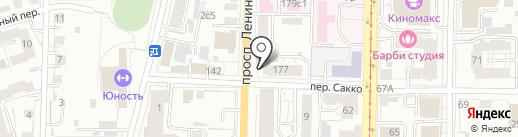 Банкомат, ОТП банк на карте Томска