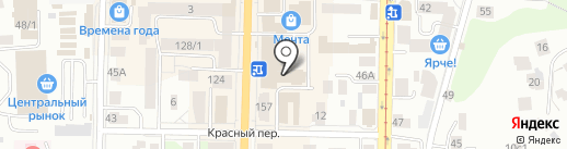 Only Me на карте Томска