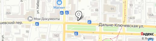 ПРОДУКТЫ ЕРМОЛИНО на карте Томска