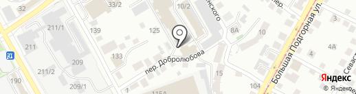 РУСПРОФ на карте Томска