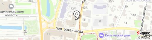 ОТП банк на карте Томска