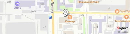 АйПонт на карте Томска