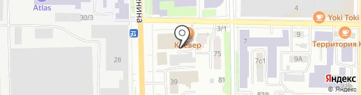 SmBa на карте Томска