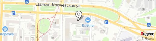 DoBEERman на карте Томска