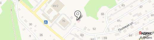 Белокурихинский контрольно-ветеринарный пункт на карте Белокурихи