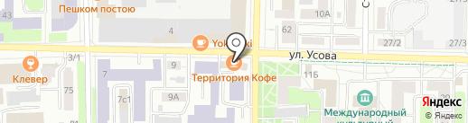 4:20 на карте Томска