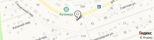 Автоцентр на карте Белокурихи