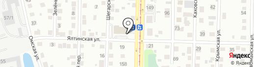 Beer Shop на карте Томска