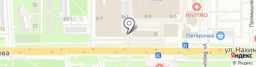 Амнезия на карте Томска