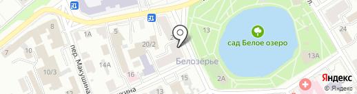 BROOMAN на карте Томска