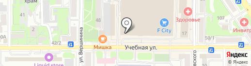 kari на карте Томска