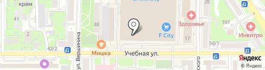 Tommy на карте Томска